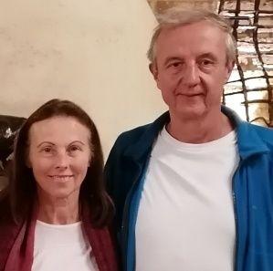 Pavel a Tatjána Kopřivovi